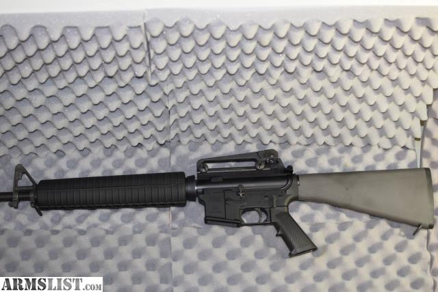 ARMSLIST - For Sale: AR15/M16 A2 Replica *New*