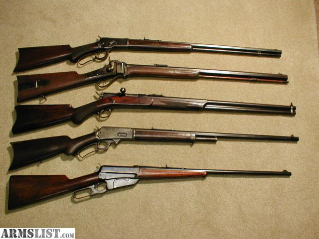 ARMSLIST - Want To Buy: Looking to buy your old rifles and shotguns