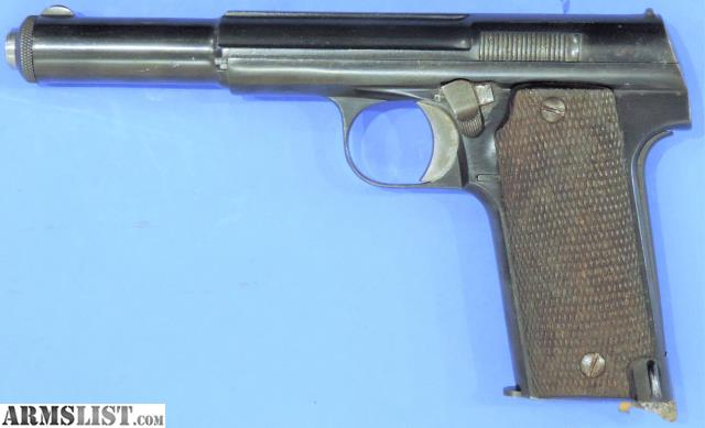 ARMSLIST - For Sale: Astra 400, Cal  38 acp & 9mm Largo