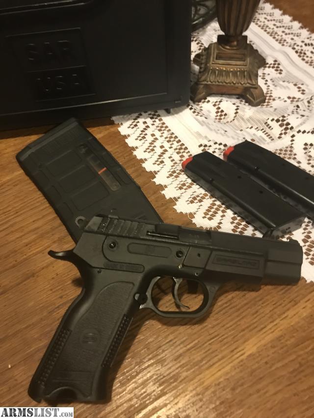 ARMSLIST - For Sale: SAR-USA 17 RND 9mm