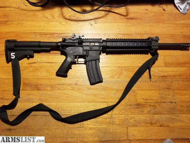 ARMSLIST - For Sale: Police Surplus AR-15
