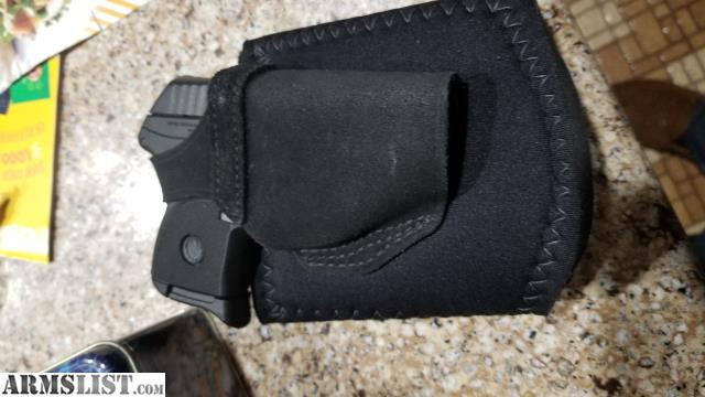 ARMSLIST - For Sale: Ruger LCP  380 with galco ankle holster