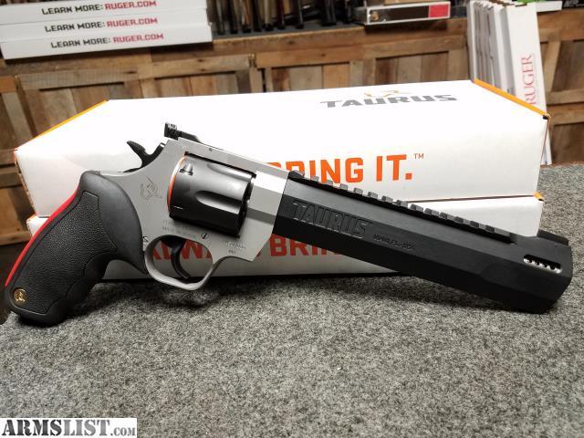 ARMSLIST - For Sale: TAURUS RAGING HUNTER 44 MAGNUM