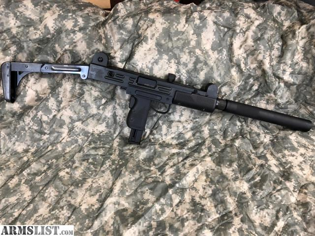 ARMSLIST - For Sale: IWI Uzi Tactical Rifle 22LR 16