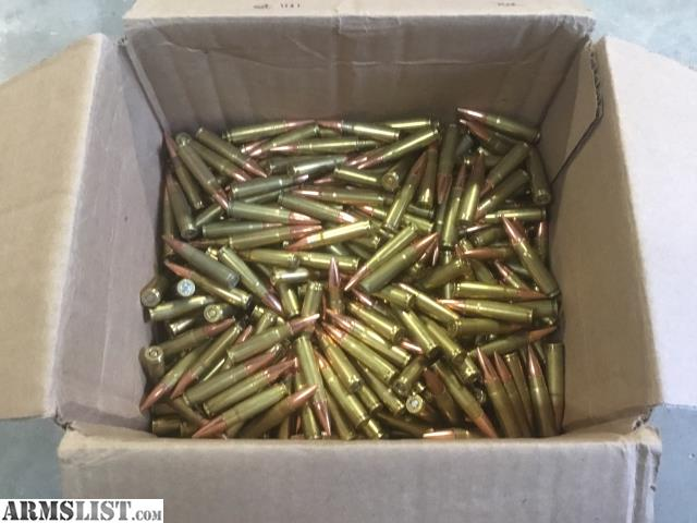 ARMSLIST - For Sale: 300 Blackout 150gr Hornady SST bullet 927Rds