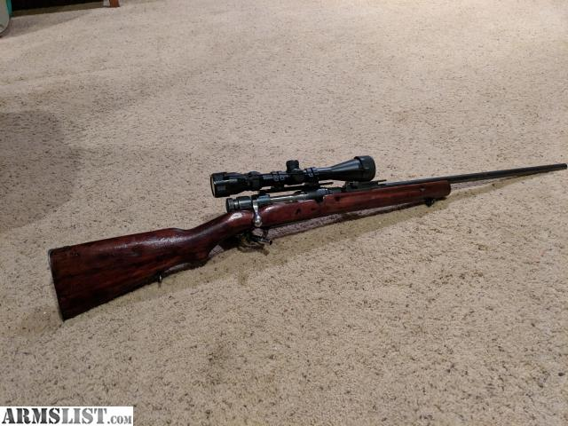 ARMSLIST - For Sale/Trade: Arisaka Type 38 w/ammo