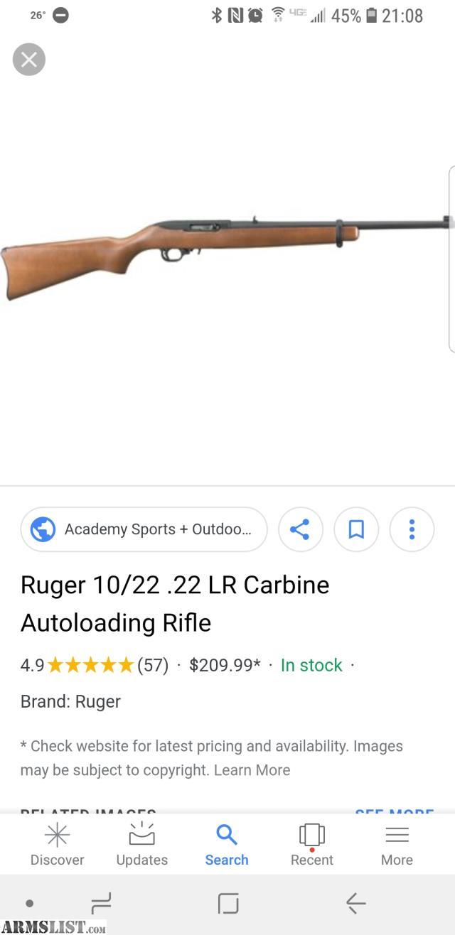 Ruger 10 22 Academy | Daeminteractive