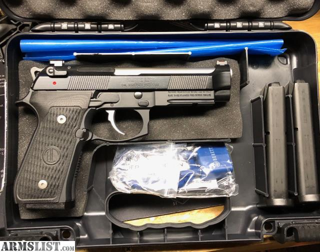 ARMSLIST - For Sale/Trade: Beretta 92 Elite LTT