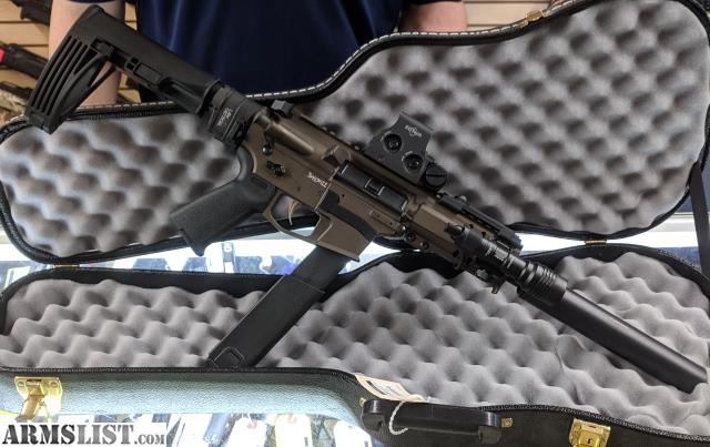 ARMSLIST - For Sale/Trade: CMMG Banshee in 45acp with or