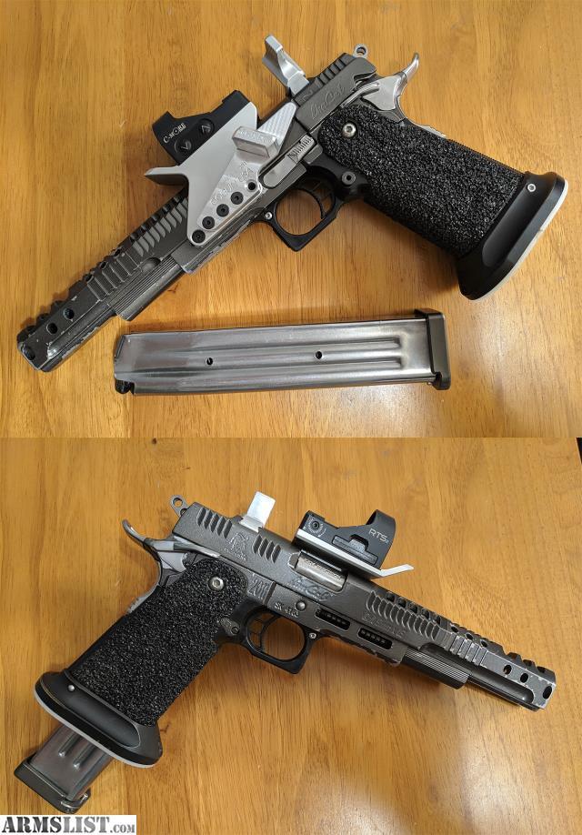 ARMSLIST - For Sale: Limcat 9Major Custom 2011 Open Gun