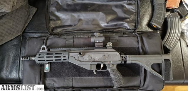 ARMSLIST - For Sale: Galil ACE Pistol – 7 62x39mm with