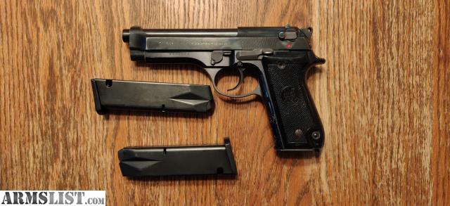 ARMSLIST - For Sale: Beretta 92S Italian Surplus Pistol