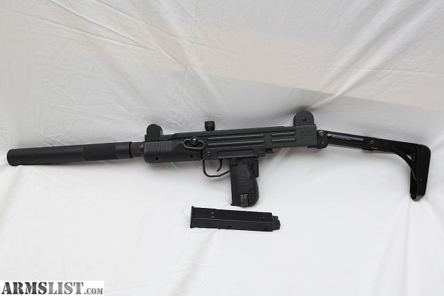 ARMSLIST - For Sale/Trade: UZI Rifle 22LR with folding stock  Like new!