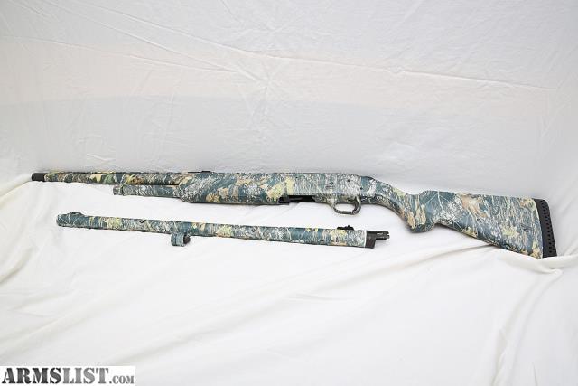 ARMSLIST - For Sale: Great Turkey gun! Mossberg 535 ATS