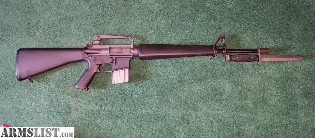 ARMSLIST - For Trade: AR15/ M16A1 Clone