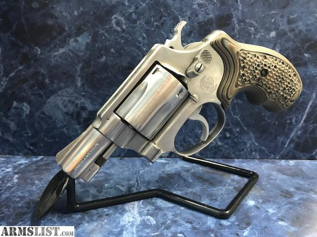 ARMSLIST - For Sale: Smith & Wesson 60 5 Shot 38spl Revolver