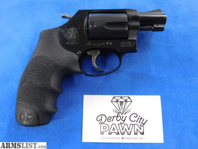 ARMSLIST - For Sale: SMITH & WESSON 437-2 CHIEF'S SPECIAL AIRWEIGHT