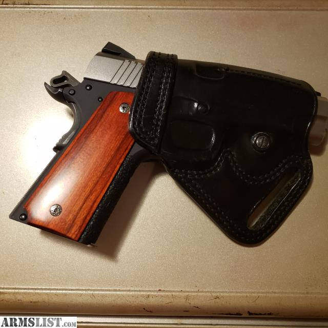 ARMSLIST - For Sale: Galco SOB for 1911