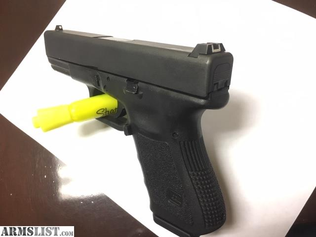 Glock 19 Blank Slides