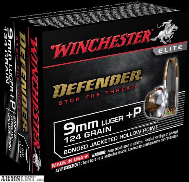 ARMSLIST - For Sale: Winchester PDX1 Defender Elite 9mm