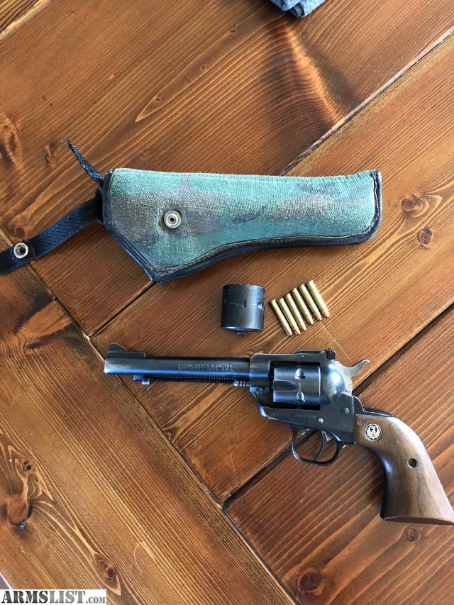ARMSLIST - For Sale: Ruger Single Six Revolver