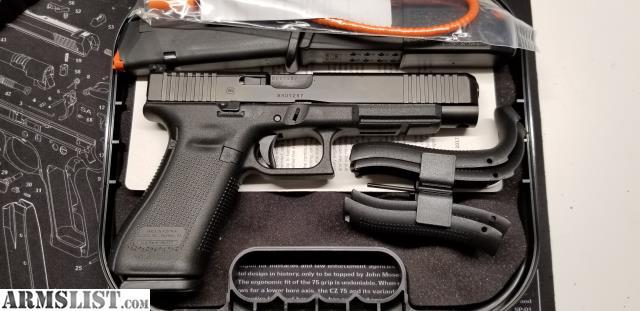 ARMSLIST - For Sale: Glock 34 GEN5 MOS FS