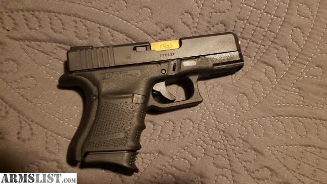 ARMSLIST - For Sale: Glock 30 with 10mm barrel