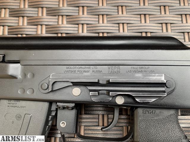ARMSLIST - For Sale: Vepr Molot AK47