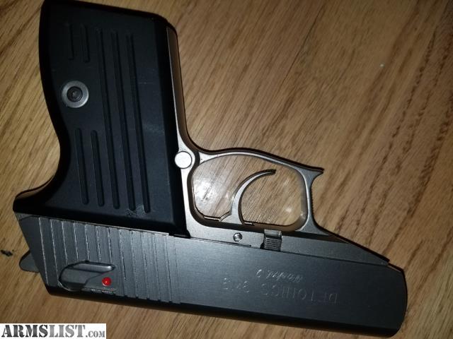 ARMSLIST - For Sale: Detonics pocket 9 9mm 4 mags