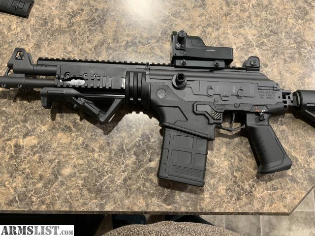 ARMSLIST - For Trade: IWI Galil Ace 308