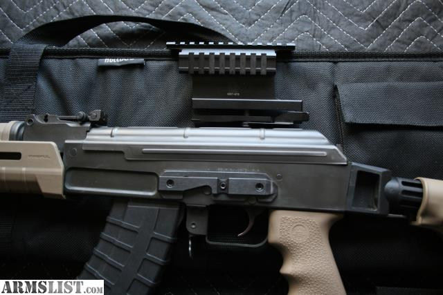 ARMSLIST - For Sale: Ak-47 Milled receiver with extras