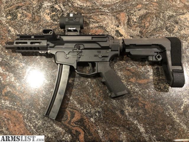 ARMSLIST - For Sale: AR-9 pistol