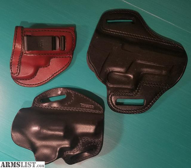 ARMSLIST - For Sale: Kramer, Don Hume holsters