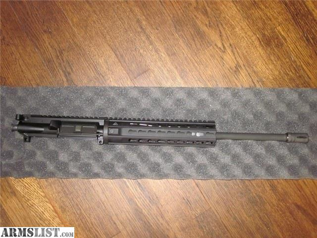 ARMSLIST - For Sale: AR 15 Compleat Upper LIGHT YHM Del-Ton 16