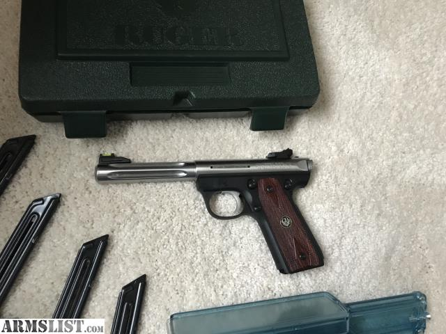 Armslist For Sale For Sale Ruger 2245 Stainless Hunter Fluted