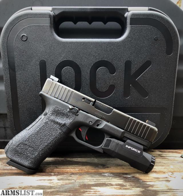 ARMSLIST - For Trade: Glock model 45  9mm