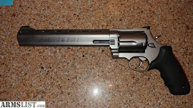 ARMSLIST - For Sale: Raging Bull 500 S&W Magnum