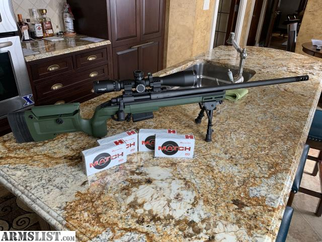 ARMSLIST - For Sale: Remington 700 AAC-SD 6 5 Creedmoor in a KRG
