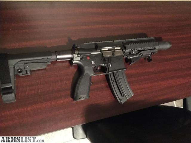 Hk 416 Pistol 22lr Adapter – Wonderful Image Gallery