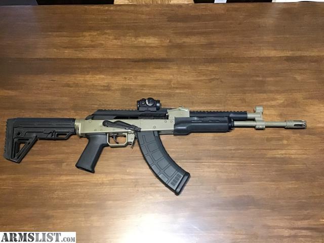 ARMSLIST - For Sale: Saiga AK 47