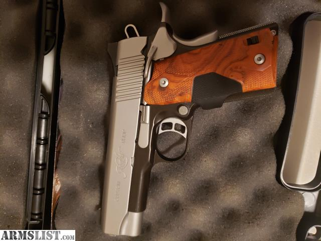 ARMSLIST - For Sale/Trade: KIMBER COMPACT CDP II