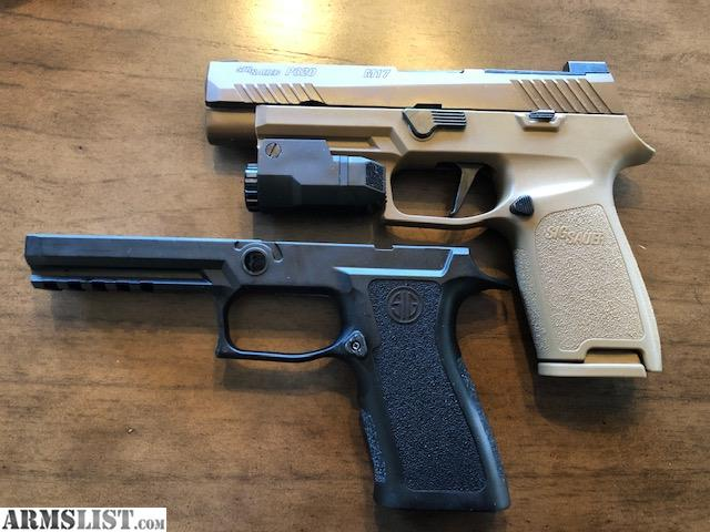 ARMSLIST - For Sale/Trade: Sig Sauer P320 - M17