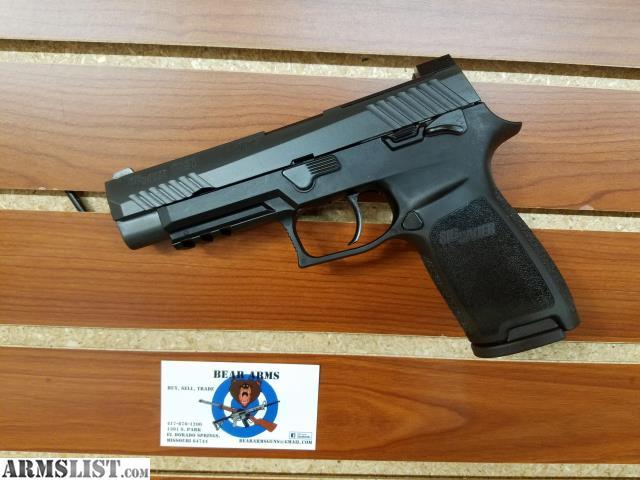 ARMSLIST - For Sale: SIG P320 M17 BLACK W/NIGHT SIGHTS
