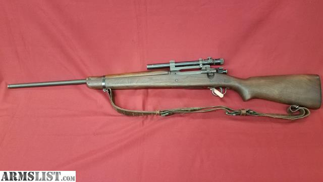 ARMSLIST - For Sale: Springfield 1903 A3 A4 Sniper
