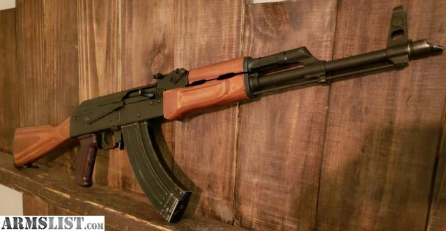 ARMSLIST - For Sale/Trade: WASR 10/63 in Polish laminate