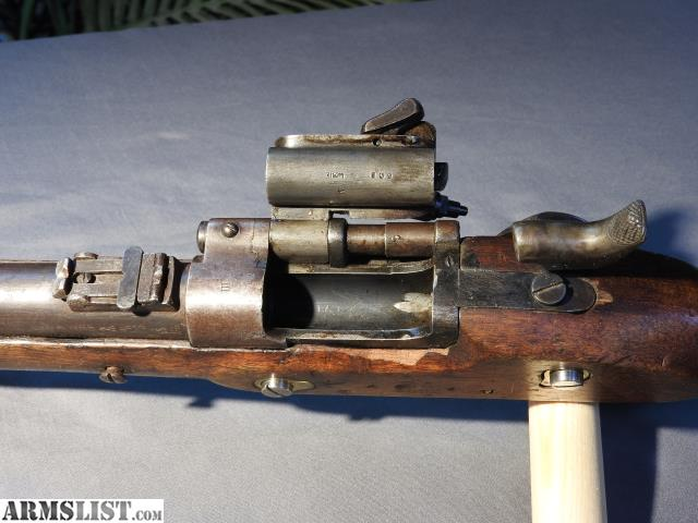 ARMSLIST - For Sale: Nice Snider Enfield
