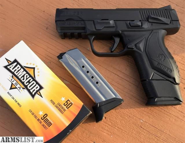 ARMSLIST - For Sale: Ruger American Compact Pistol RACP 9mm