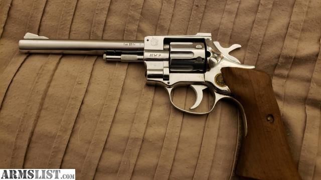 ARMSLIST - For Sale: Arminius 22LR 8 shot revolver
