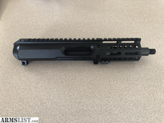 ARMSLIST - For Sale: New frontier armory ar9 upper