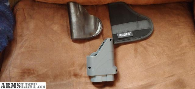 ARMSLIST - For Sale: Ruger lcp or lcp2 holster and mag loader